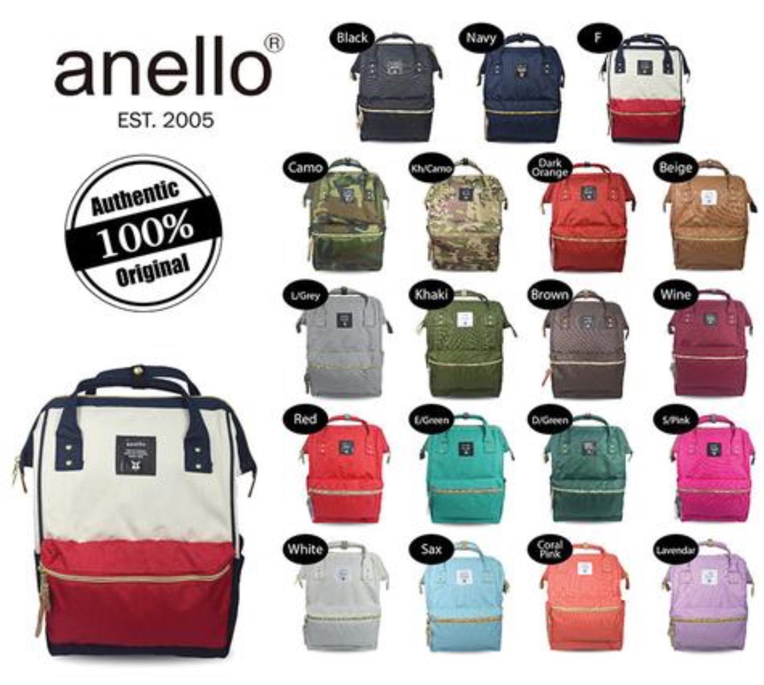 เป้#Anello Japan มินิ ของแท้ 100%