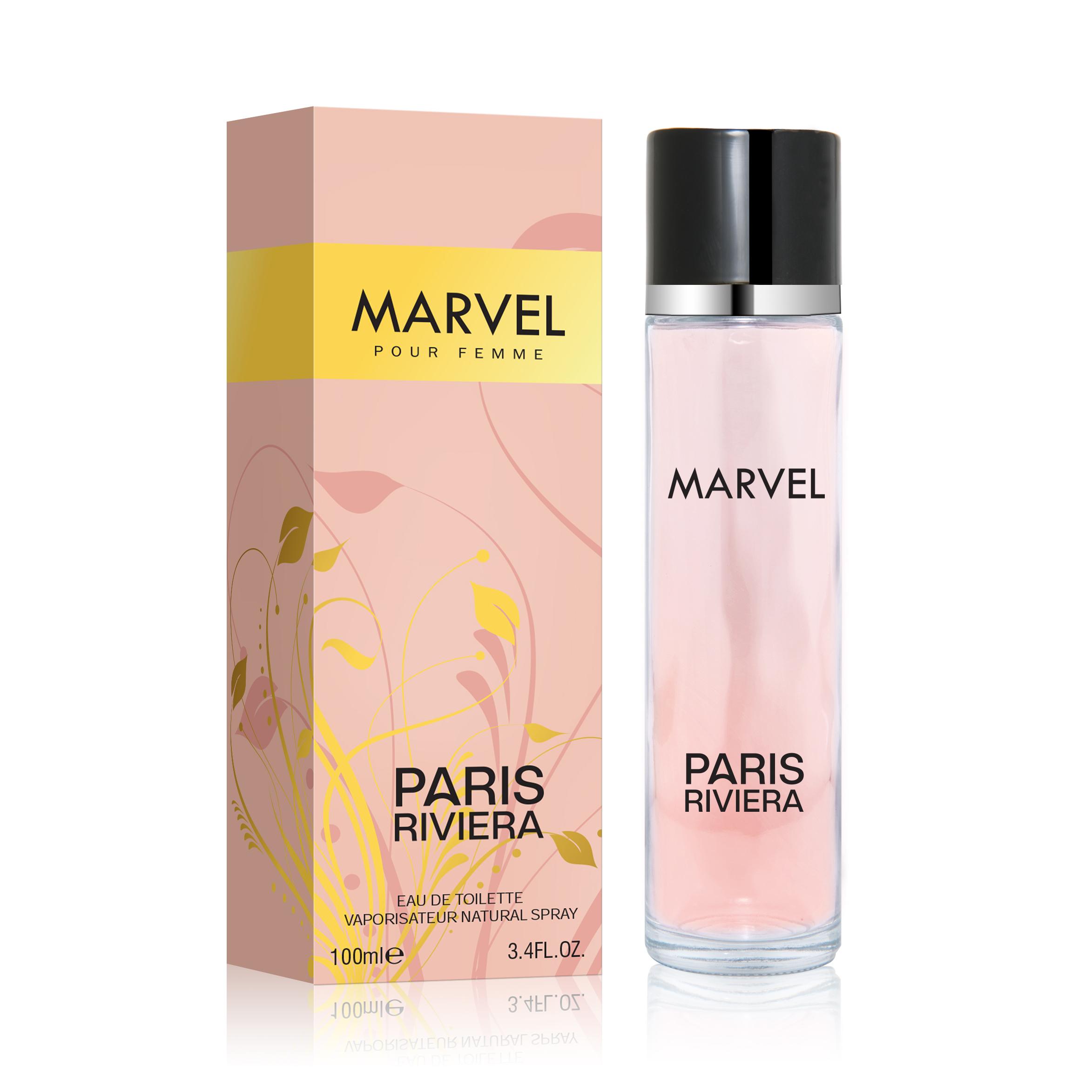 น้ำหอม MARVEL POUR FEMME PARIS RIVIERA