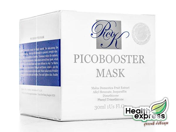Pico OK Booster Mask ปิโกะ โอเค บูสเตอร์ มาส์ก ปริมาณสุทธิ 30 ml.