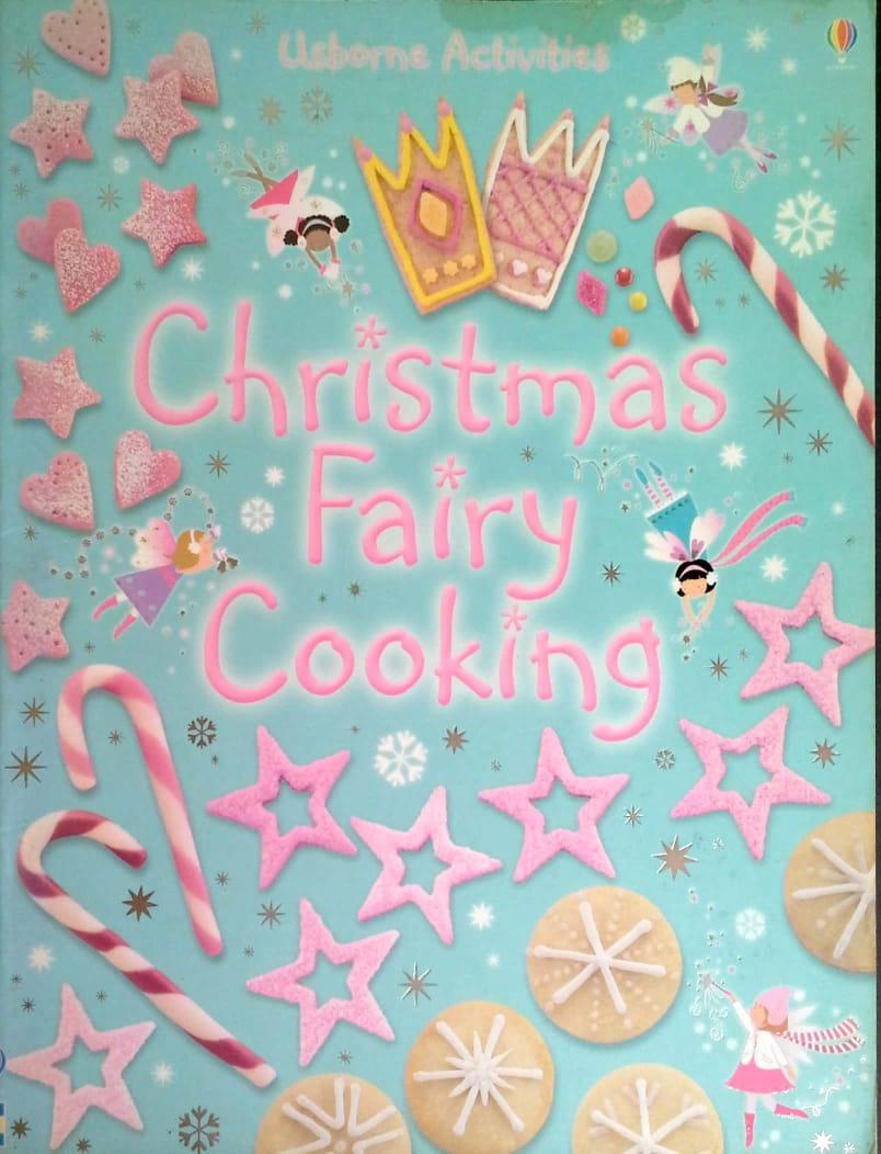 Usborne Activities – Christmas Fairy Cooking