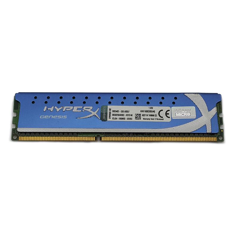 แรมคอมตั้งโต๊ะ Hyper X DDR3 4g