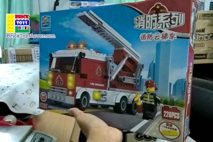 Sep-09-2015 TS30111 ของเล่น ตัวต่อ เลโก้จีน ราคาถูก เชียงใหม่ www.bricktoyslover.com