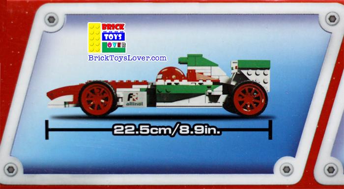 10014 Francesco ของเล่น ตัวต่อ เลโก้จีน ราคาถูก เชียงใหม่ www.bricktoyslover.com Brick Toys Lover ตัวต่อจิ๋ว Mini Blocks ตัวต่อนาโน คุณภาพดี