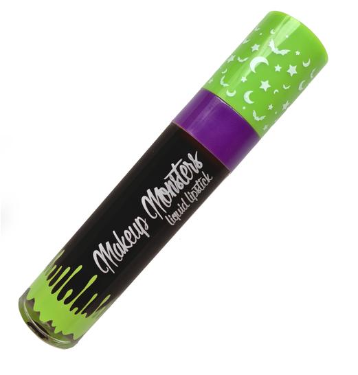 ( พรีออเดอร์ ) Makeup Monster Matte Liquid Lipstick สี Darkness Prevails