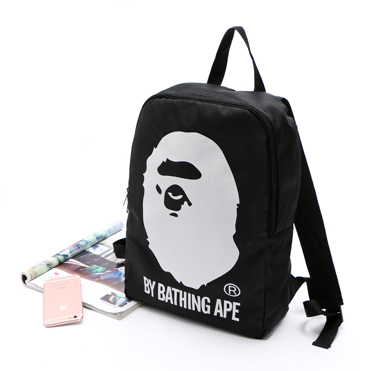 กระเป๋า Backpack APE HEAD x A BATHING APE 2015 AUTUMN & WINTER COLLECTION (e-MOOK)