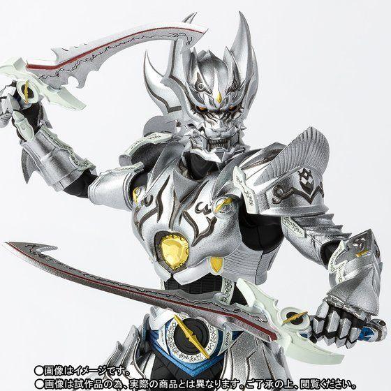 เปิดจอง S.H. Figuarts (Shinkocchou Seihou) Ginga Kishi Zero TamashiWeb Exclusive (มัดจำ 700 บาท)