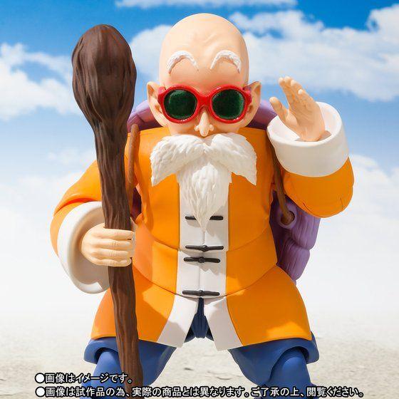 เปิดจอง S.H. Figuarts Kame Sennin TamashiWeb Exclusive (มัดจำ 500 บาท)