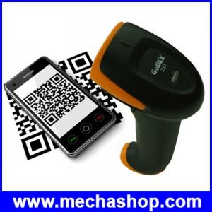 บาร์โค้ดสแกนเนอร์ เครื่องอ่านบาร์โค้ด 2D, QR Code และ 1D คุณภาพสูงผ่านมาตราฐานรหัสสากลทุกประเภท Barcode Scanner GODEX 2D GS550