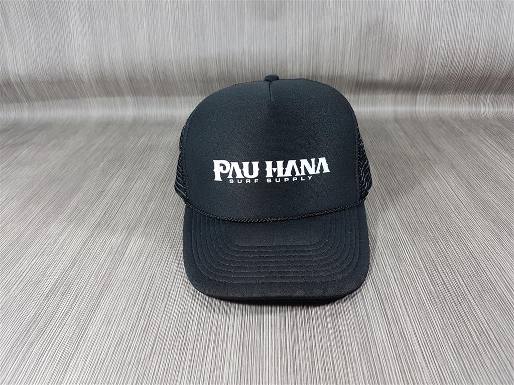 หมวก Pau Hana Surf Supply งาน Otto ฟรีไซส์ Snapback