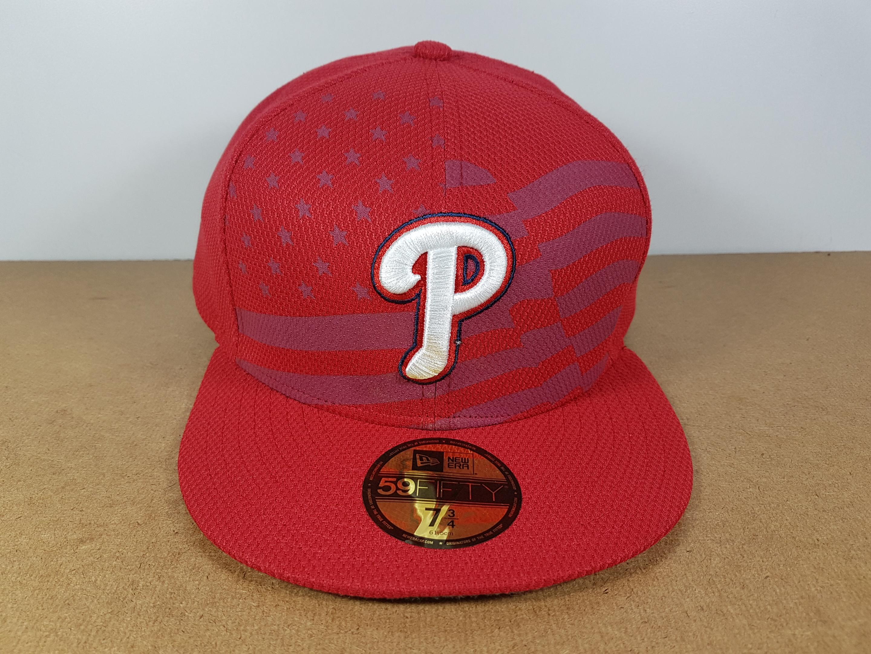New Era MLB ทีม Philladelphia Philles ไซส์ 7 3/4 ( 61.5cm )