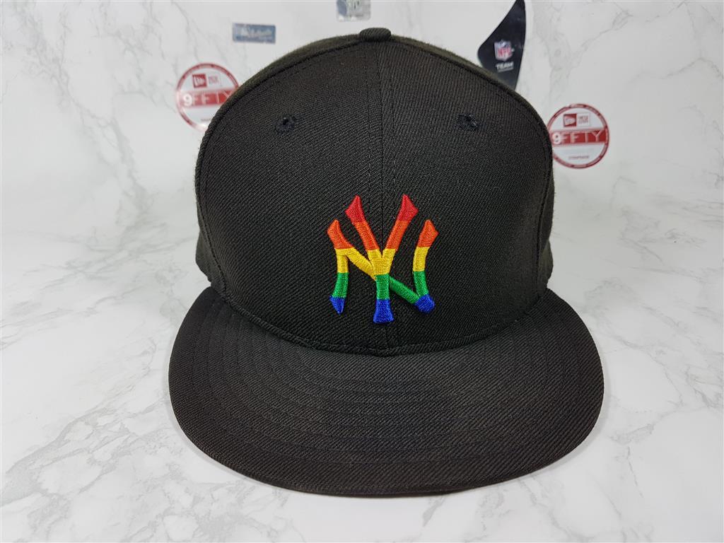 New Era MLB ทีม NY Yankees ไซส์ 7 3/8 58.7cm