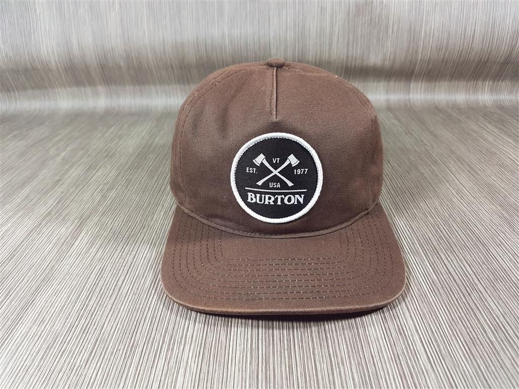 หมวก Burton ฟรีไซส์ Snapback