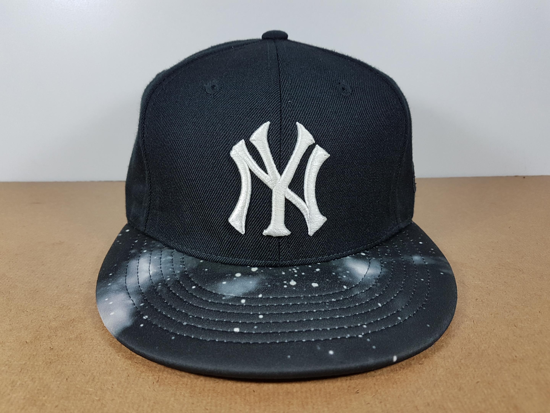 MLB ทีม NY Yankees ฟรีไซส์ Snapback 57-60.6cm