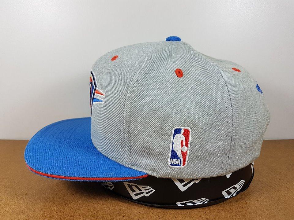 0225d73cc75 Mitchel Ness NBA ทีม OKC Thunder ฟรีไซส์ Snapback (57-59.6cm) - RAPH ...