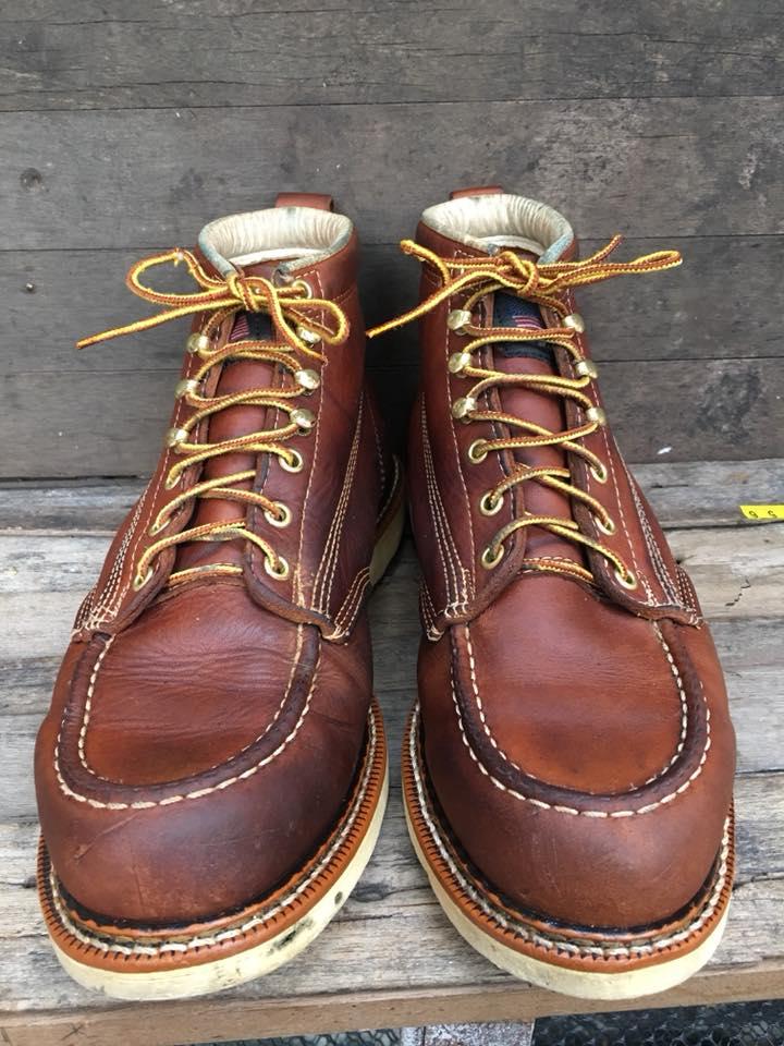 DULUTH USA boot size 11