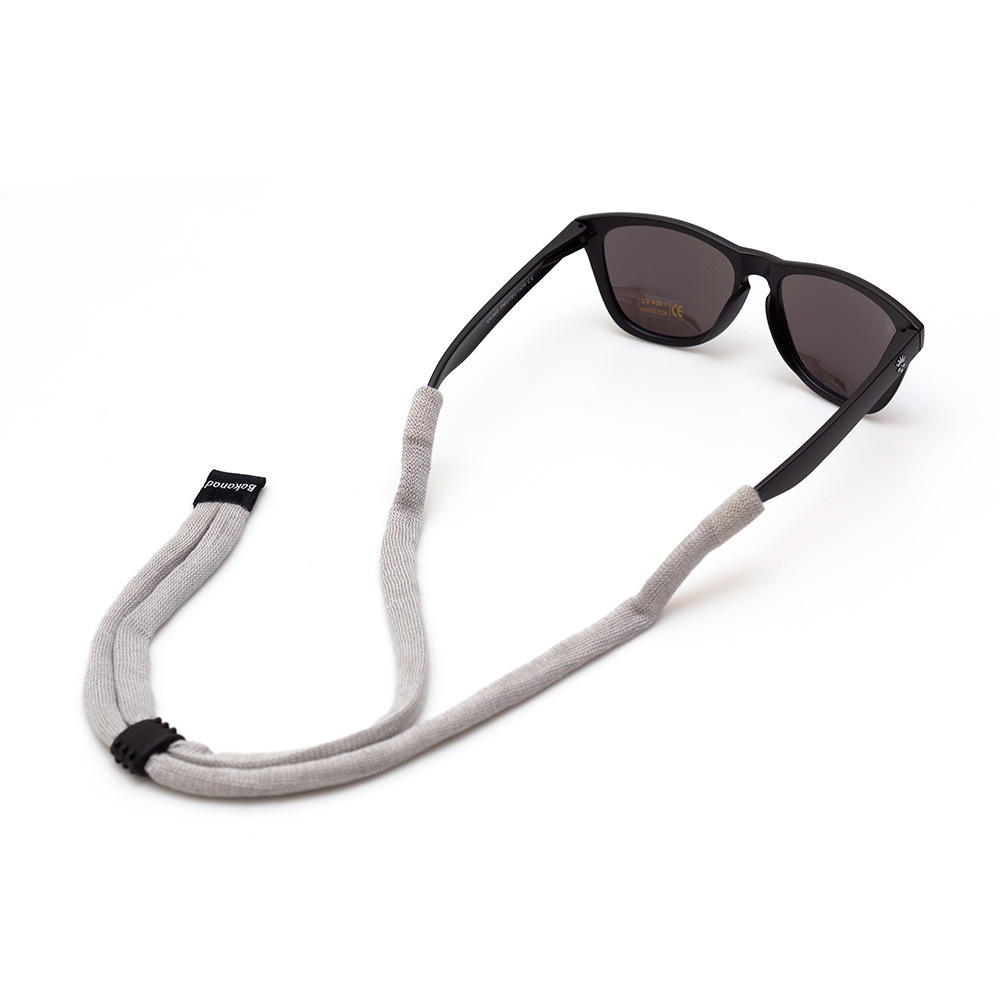 Bakanad Cotton Sunglasses Strap - Grey
