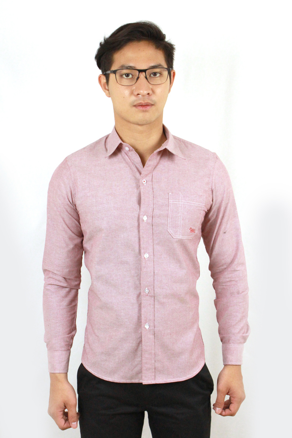 เสื้อเชิ้ตแขนยาว ชาย NANAPA Shirts NA-002