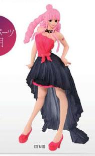 เปิดรับPreorder มีค่ามัดจำ 100 บาท Banpresto 35610 OP LADY EDGE:WEDDING-PERHONA-(B SPECIAL COLOR VER)สีแดง