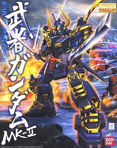 63119 MG 1/100 Musha Gundam MK-II 6000เยน