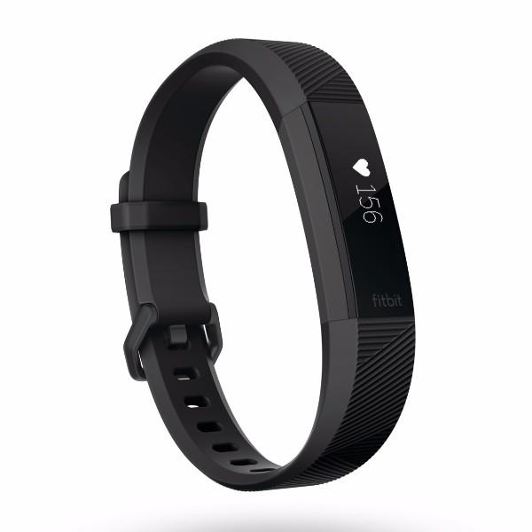 Fitbit Alta,HR Black Gunmental Small รับประกันศูนย์ 1 ปี