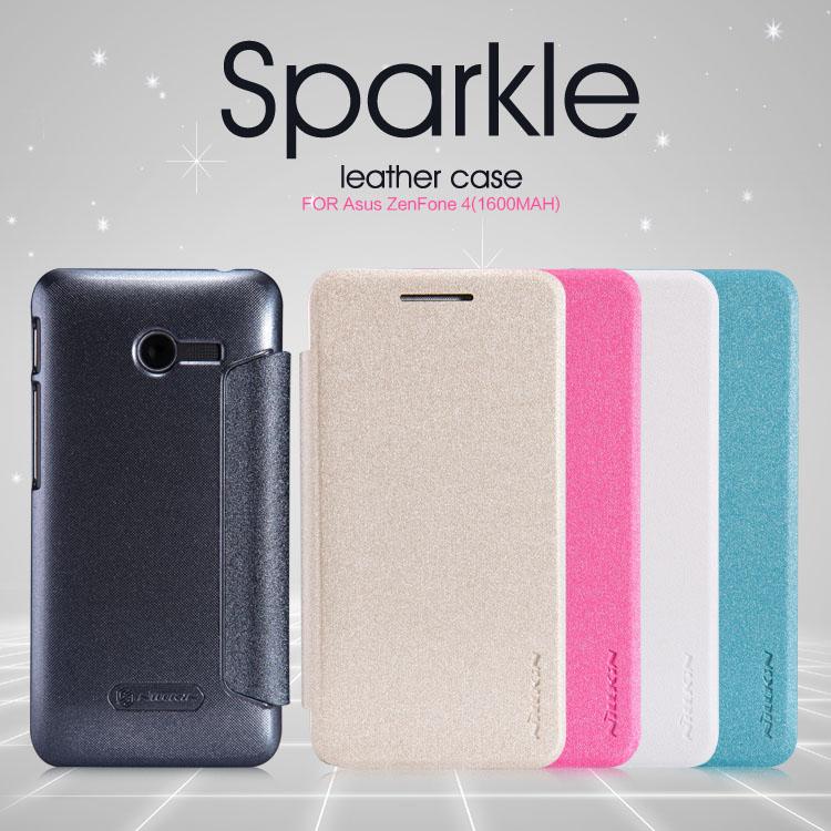 Case ZenFone 4 ยี่ห้อ Nillkin รุ่น Sparkle