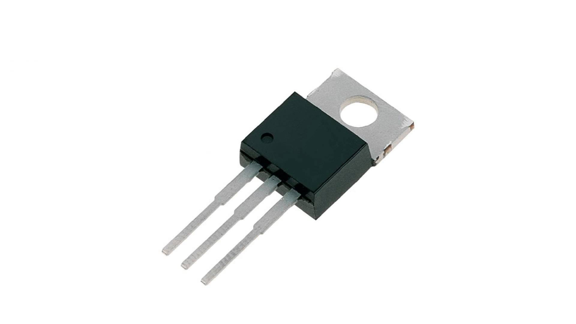L7805CV (IC:Positive Voltage Regulators 5V/1.5A)