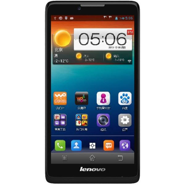 สมาร์ตโฟน Lenovo A880 สีดำ smartphone จอ 6.0 นิ้ว Quadcore