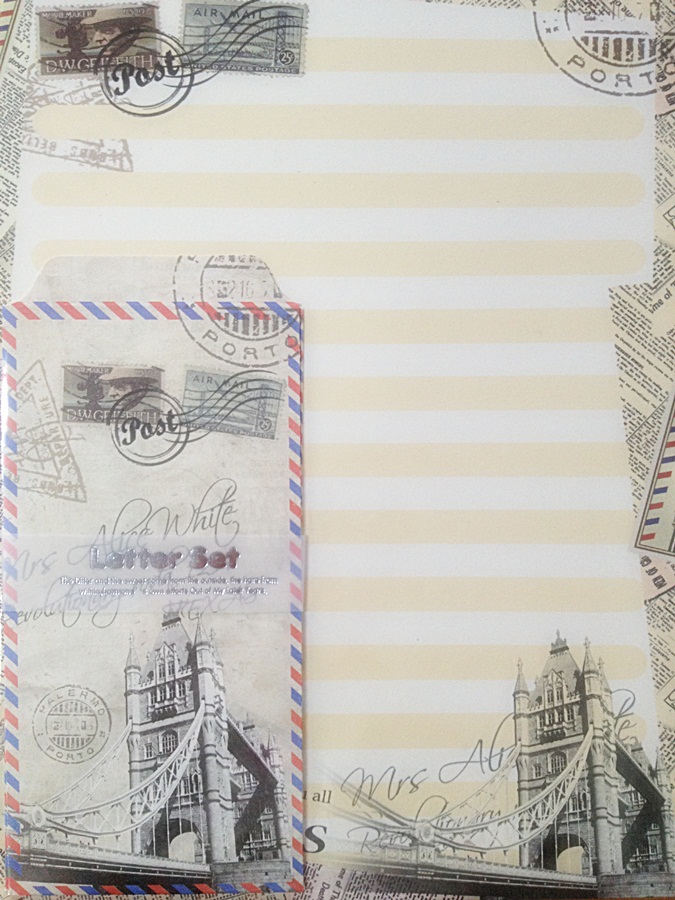 Ancient Letter & Envelope No.8