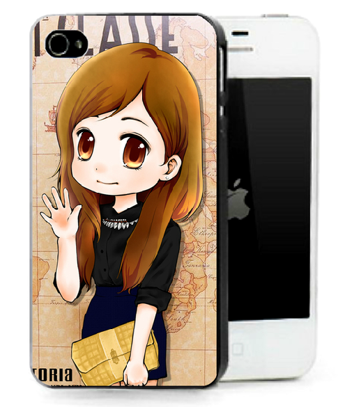 Case iPhone4/4S Victoria - Fanart