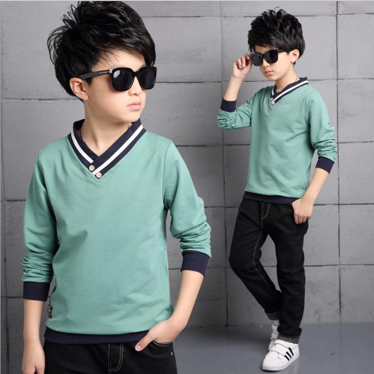 เสื้อ+กางเกง สีเขียว แพ็ค 4 ชุด ไซส์ 120-130-140-150 (เลือกไซส์ได้)