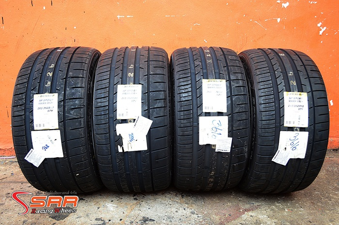 DUNLOP SP SPORT MAXX 050+ 265/35ZR18