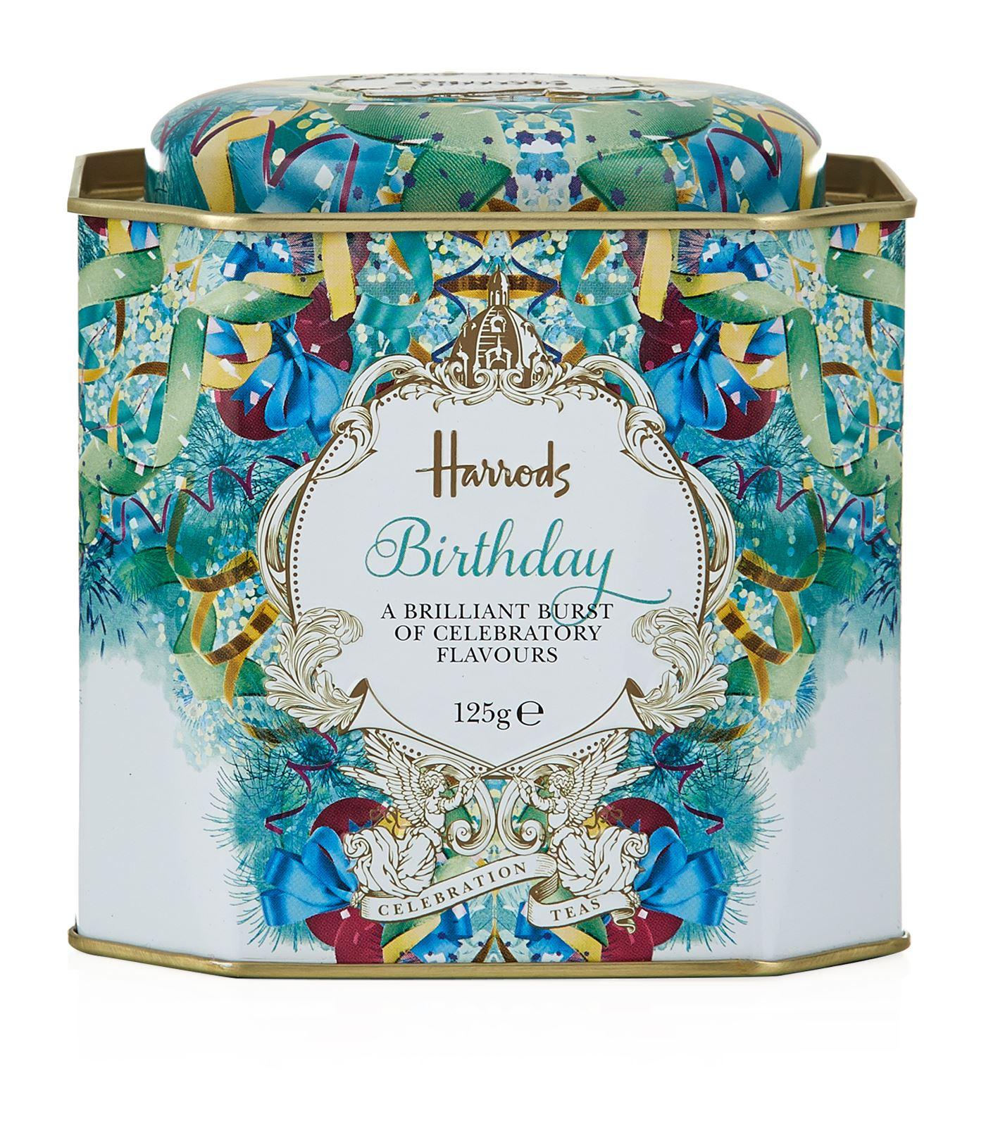 Harrods - Birthday Celebration Loose Leaf
