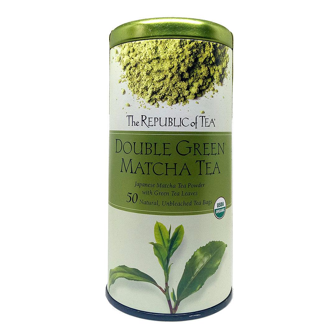 Republic of Tea - Double Green Matcha