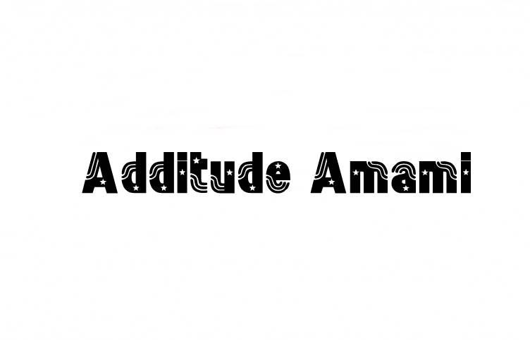 น้ำหอม addi tude Amami (base 1485) 450ml.
