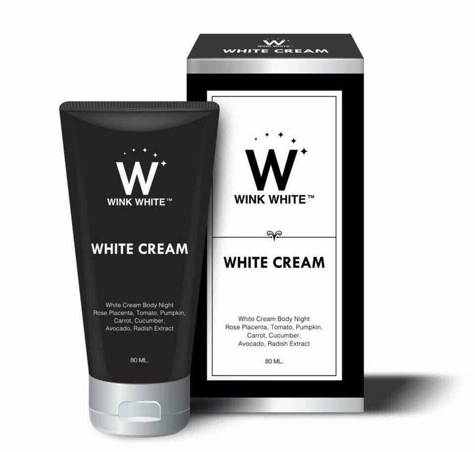 WHITE CREAM ไวท์ครีม