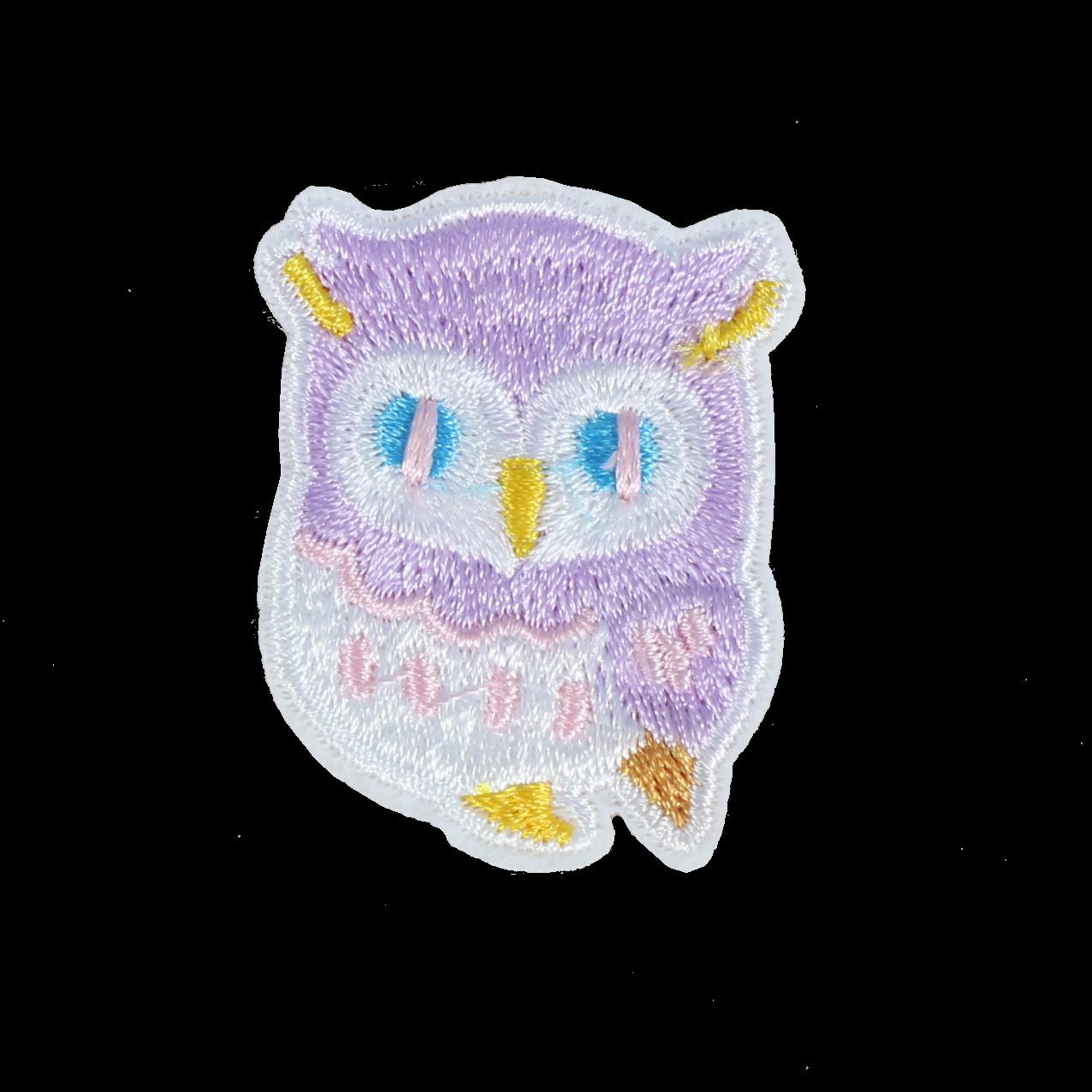 S0090 Pastel Owl 3.2x4cm
