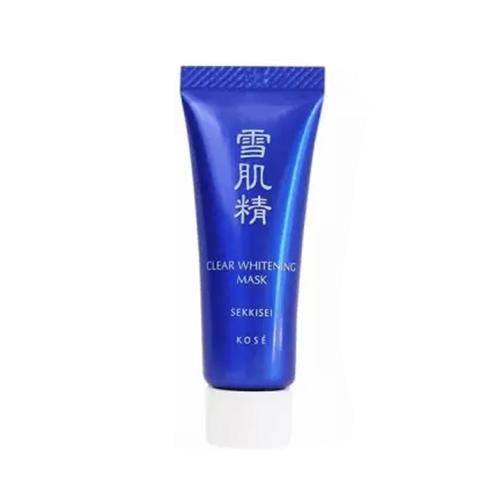 (ขนาดทดลอง): Kose Sekkisei Clear Whitening Mask 10ml