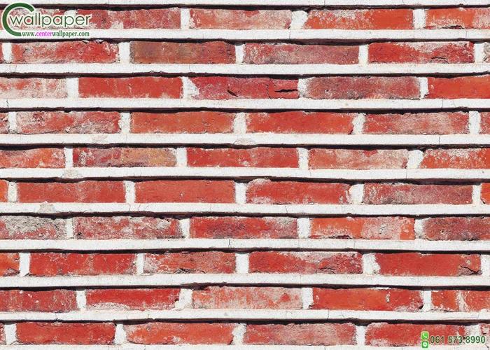 วอลเปเปอร์ลายอิฐ-หินสีแดง