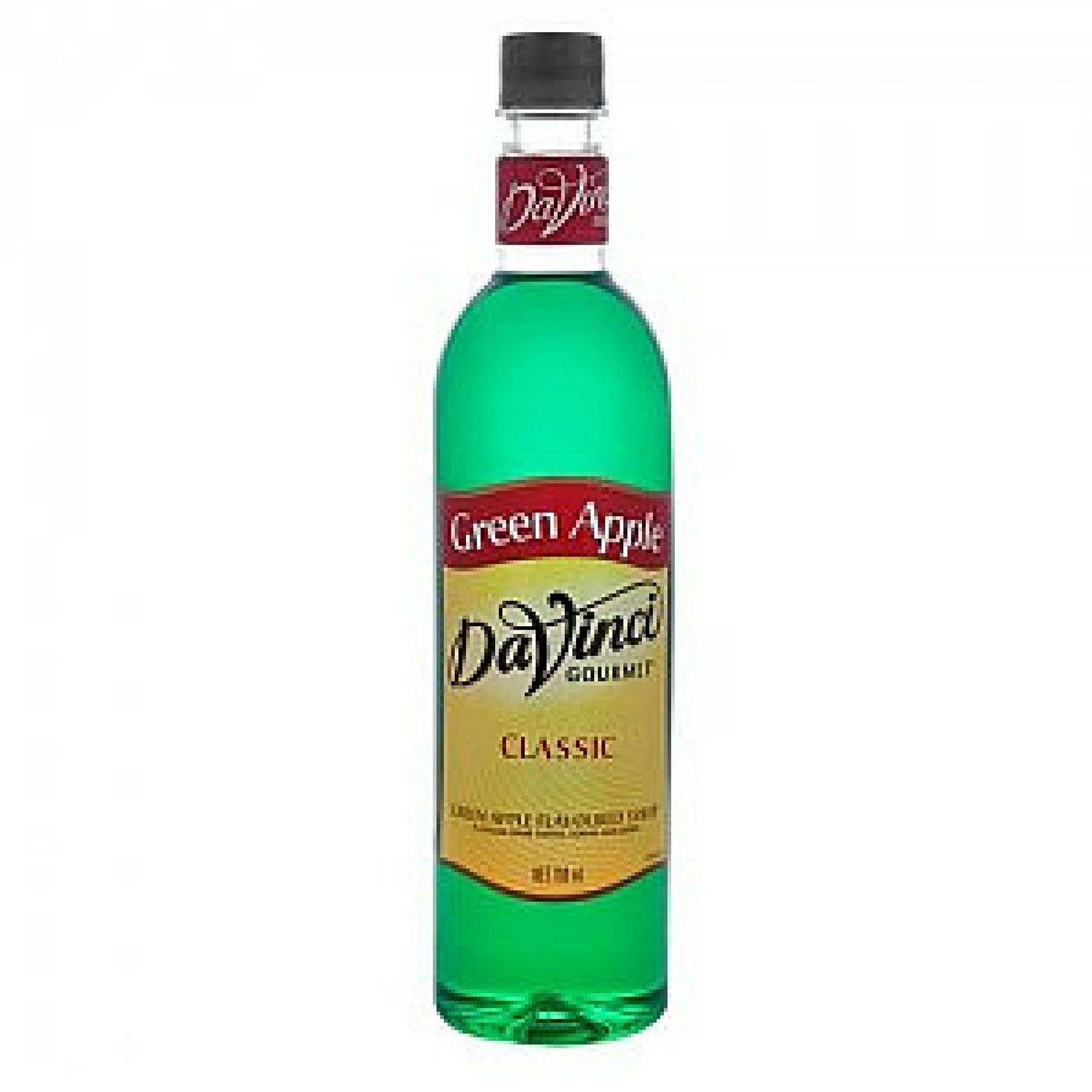 Green Apple Syrup - 750ml