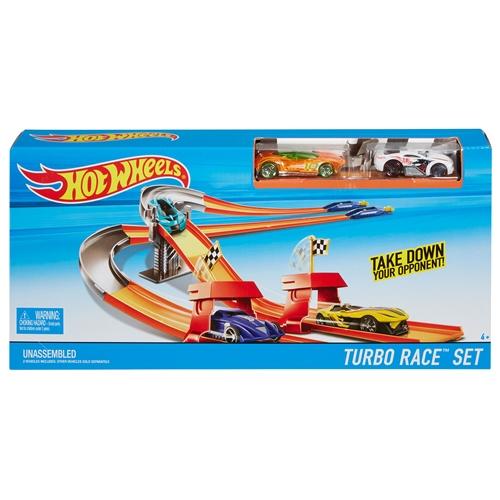 Hot Wheels Mega Rally set ของใหม่ ของแท้ ส่งฟรีพัสดุไปรษณีย์