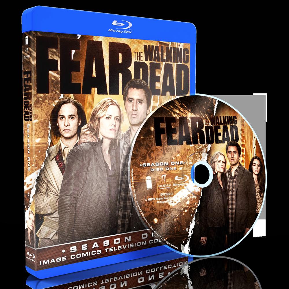 US1502 - Fear the Walking Dead SEASON 1 (2015) (1 DISC) (THAI SUB) [แผ่นสกรีน]
