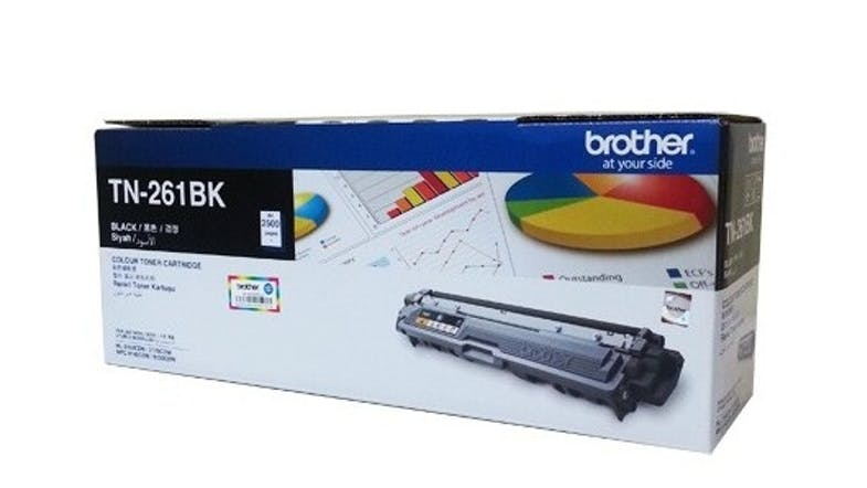 BROTHER TONER TN-261BK สีดำ