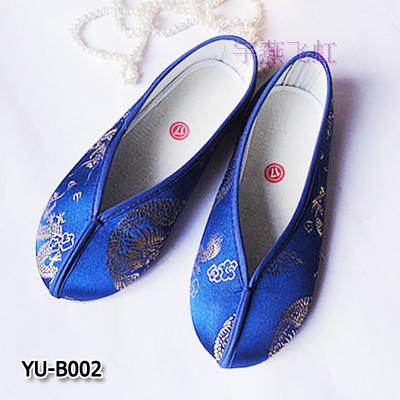 YU-B002 รองเท้าจีน (13-22 cm /ไซส์ 34-40 )