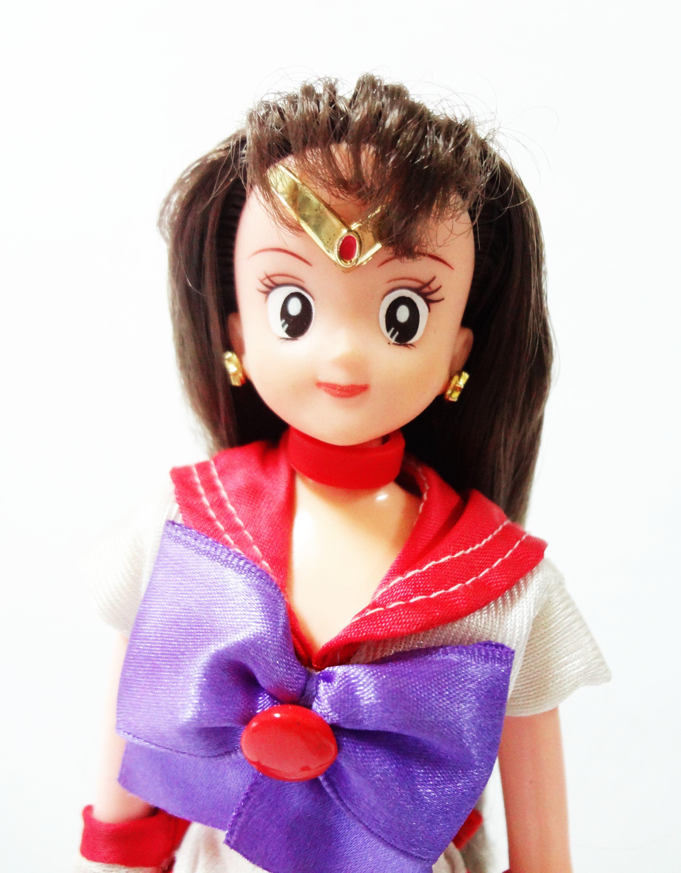 ตุ๊กตา Sailor Mars จากเรื่อง Sailor Moon