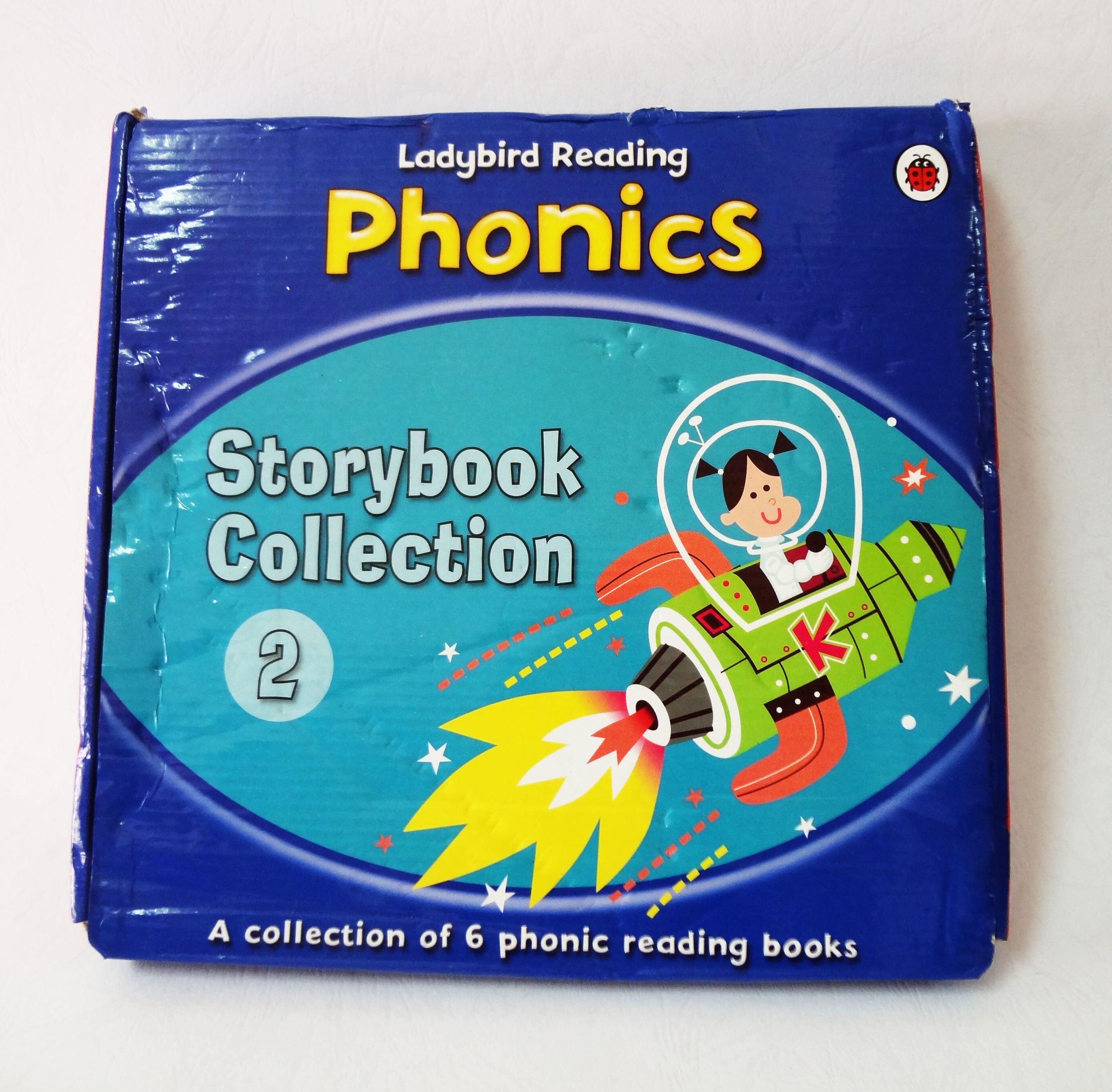 หนังสือเด็ก Phonics : Storybook Collection 2
