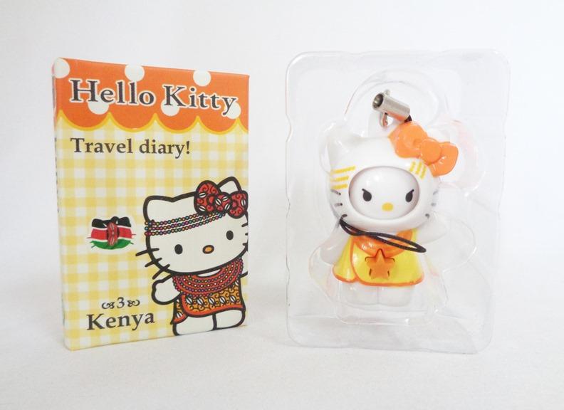 Hello Kitty Globetrotter Sanrio ชุดKenya