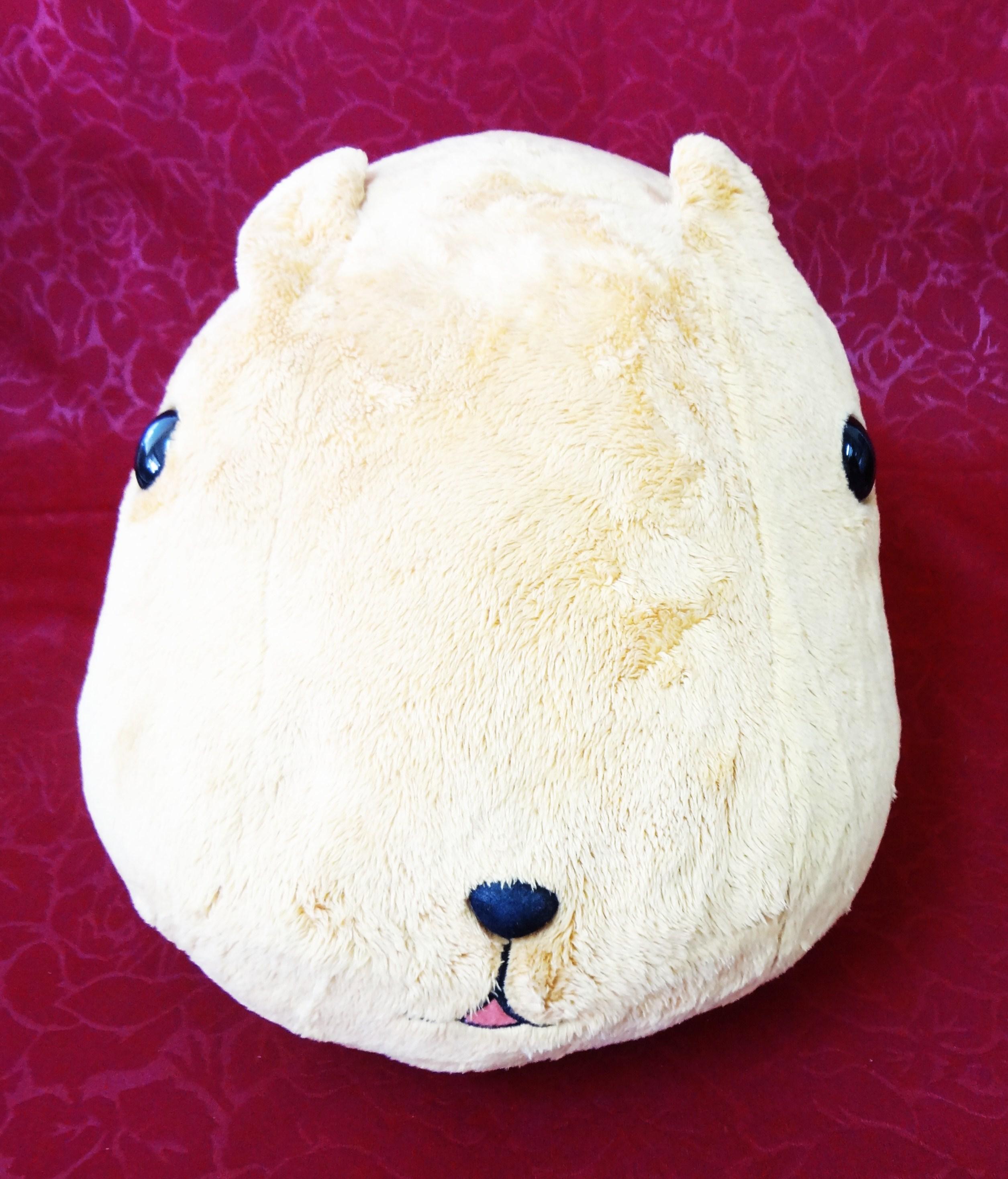 ตุ๊กตา Kapibara ขนาด 6.5x14 นิ้ว