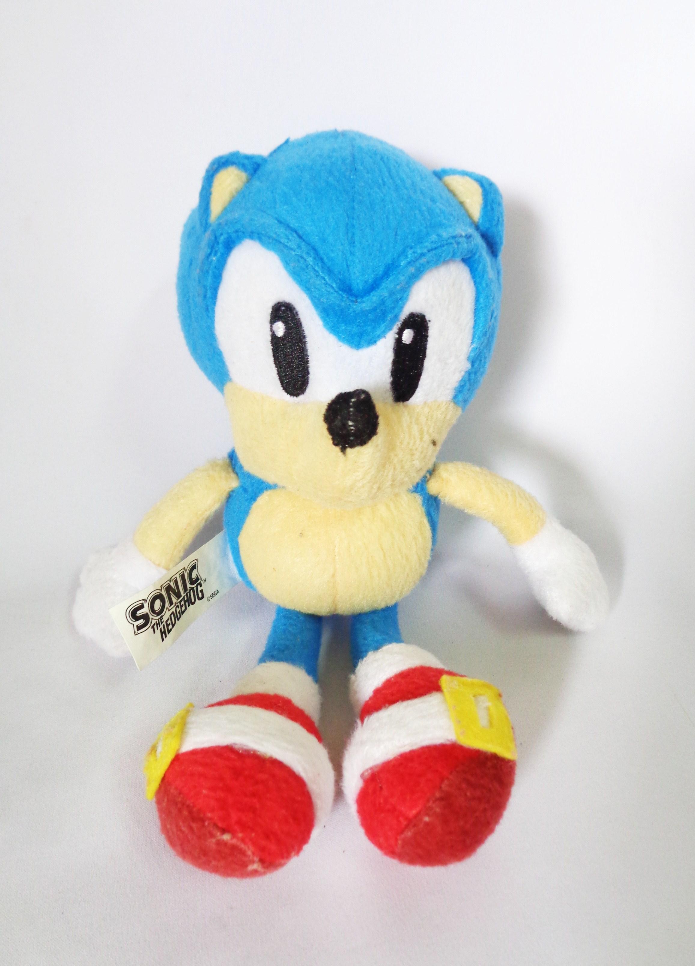 ตุ๊กตา Sonic The Hedgehog