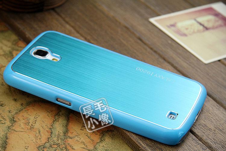 (พร้อมส่ง)เคสมือถือซัมซุง Samsung Galaxy Mega 6.3 เคสลายขนแปรงสวยๆเงาๆ