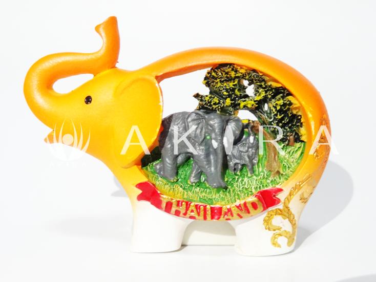 ที่ติดตู้เย็น ช้างไทย แบบ 14